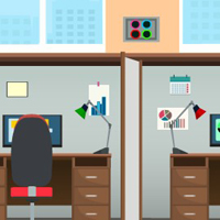 Free online flash games - G4E Corporate Office Escape