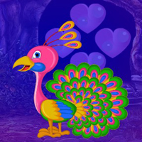 Free online flash games - G4K Resplendent Peacock Escape