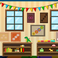 Free online flash games - G4E Kids Room Escape