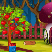 Free online flash games - Cute Red Panda Escape