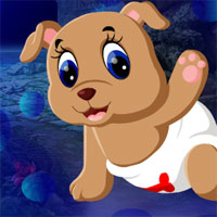 Free online flash games - G4K Baby Dog Escape