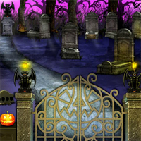 Free online flash games - Halloween Secret