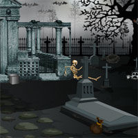 Free online flash games - Top10 Games Escape from Graveyard