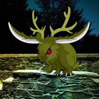 Free online flash games - Bunny Beast Forest Escape