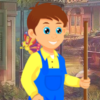 Free online flash games - G4K Youngest Farmer Escape