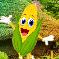 Free online flash games - G2R Thanksgiving Corn Land Escape