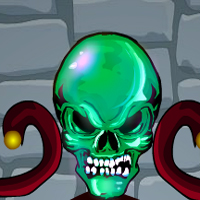 Free online flash games - Games4Escape Halloween Party House Escape 01