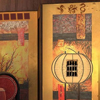 Free online html5 escape games - Japanese Room