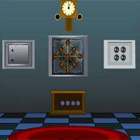 Free online flash games - Games4Escape Halloween Party House Escape 03