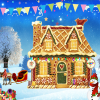 Free online flash games - Christmas Release The Santa