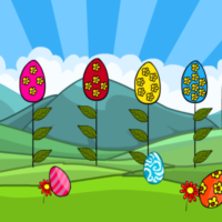 Free online html5 escape games - G2M Eggs Land Escape