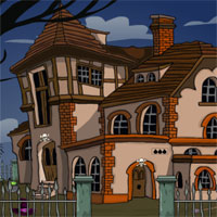 Free online flash games - Games2Jolly Scary Ghost House Rescue