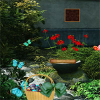 Free online flash games - 365 Easter Garden