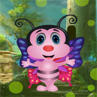 Free online flash games - G4K Butterfly Escape