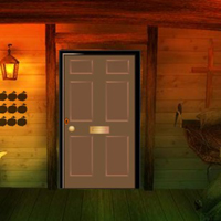 Free online flash games - Halloween Curse Witch House Escape