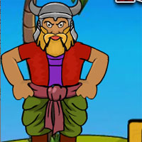 Free online flash games - G2J Island King Escape