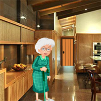 Free online flash games - Wow Grandma In Search of Grandson