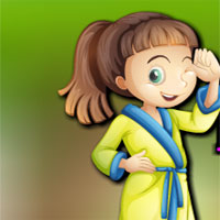 Free online flash games - Avm Karate Girl Escape