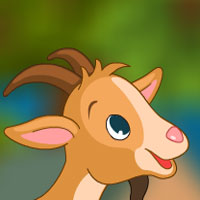 Free online flash games - AvmGames Trapped Goat Rescue