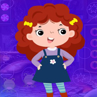 Free online flash games - G4K Amiable Girl Escape