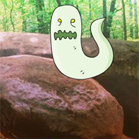 Free online flash games - Wow Mad Ghost Forest Escape