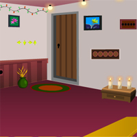 Free online flash games - Games4Escape Holiday Celebration Escape