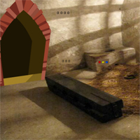 Free online flash games - GenieFunGames Castle Prison Cell Escape