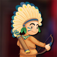 Free online flash games - Avm Hunting Tribe Escape