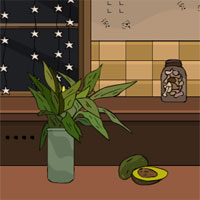 Free online flash games - GenieFunGames One Pleasant Evening Escape