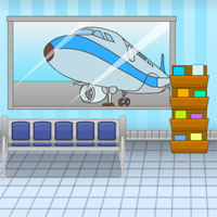 Free online flash games - Locked In Escape Airport