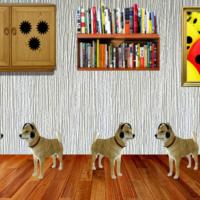 Free online html5 escape games - G2M Dog Room Escape