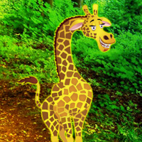 Free online flash games - Wowescape Save the Giraffe