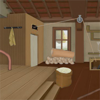 Free online flash games - Escape Game Magical House