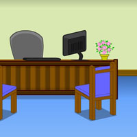 Free online flash games - MouseCity Abandoned Office Escape
