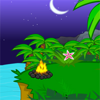 Free online flash games - SD Fantasy Island Escape