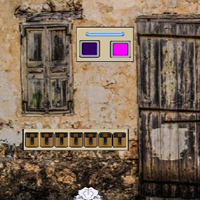 Free online flash games - G2J Treasure Trove Escape From Old House