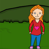 Free online flash games - G2J Girl Rescue from Underground