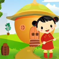 Games4King Japanese Girl Rescue 2