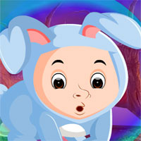 Free online flash games - G4k Funny Suit Baby Rescue