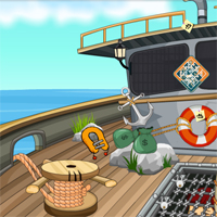 Free online flash games - Gelbold Costa Venezia Ship Escape