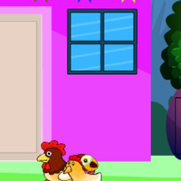 Free online html5 escape games - G2M Hen Family Rescue Series 3