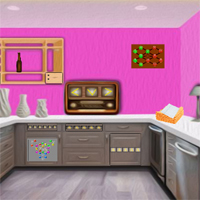 Free online flash games - Thanksgiving Escape From Friends House