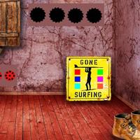 Free online flash games - G2J Broken Room Escape