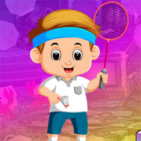Free online flash games - G4K Badminton Playing Boy Escape