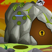 Free online html5 escape games - G2J The Ferret Escape