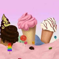 Free online html5 escape games - Seeking Delicious Ice Cream HTML5