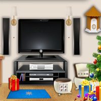 Free online flash games - Find The Christmas Greeting Card