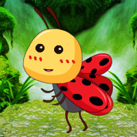 Free online flash games - Wowescape Save the Cute Ladybug