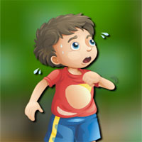 Free online flash games - Avm Fatigue Boy Escape