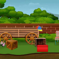 Free online flash games - Top10 Escape From Park House